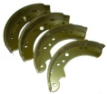 Rear Brake Shoe Set TX1,TX2 & TX4