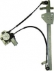 N/S/F Window Regulator Including Motor